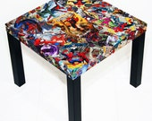 Spider-Man: Villains Comic Collage Table