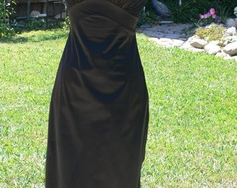 tempo black slip size 34 with pearls