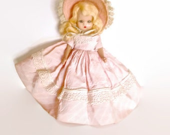 "Storybook Doll Nancy Ann Collectable Doll  1950s ""Little Miss Donnet"""