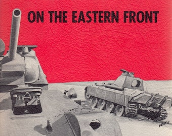Armor on the Eastern Front (Armor Series: Volume 6) by Walter J. Spielberger and Uwe Feist