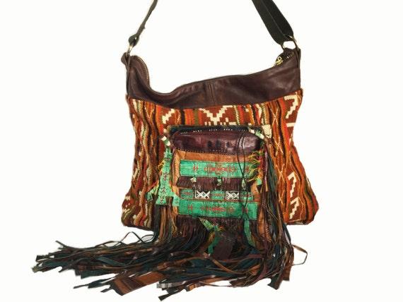 Native,Tribal Bag,  Ready to ship