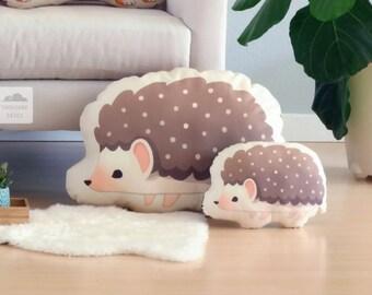 Giant Hedgehog Pillow