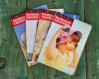 Christian Family Italian religious magazine