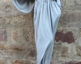 Grey Caftan, Maxi Dress, Caftan, Abaya, Plus size dress, Loose fitted dress, Beach Dress,Fall Winter  dress