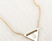 Keli'i charm bracelet - 14kt gold filled letter bracelet, initial bracelet, monogram bracelet, personalized bracelet, friendship bracelet