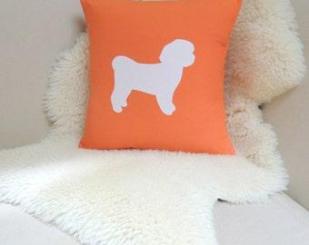 Shih Tzu Pillow Cover - Short Clip