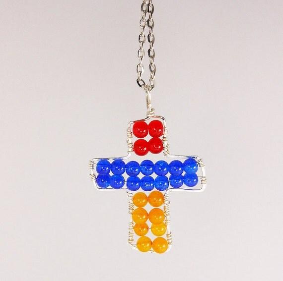 Armenian Flag Armenian Cross Wire - 42.1KB