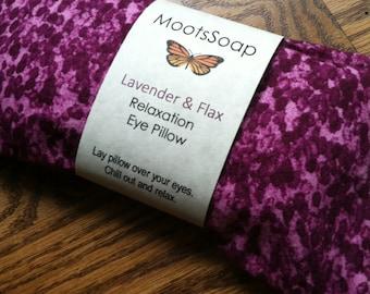 Eye Pillow - Lavender & Flax