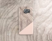 Samsung Galaxy S6 Case Chevron Galaxy S6 Case Samsung Galaxy S6 Wood Print Case Chevron Case Chevron Beige Samsung S6 CaseFaux Wood Print
