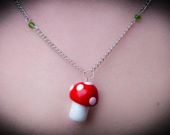 Mini Mush Necklace