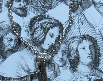 Forever Footprints Necklace