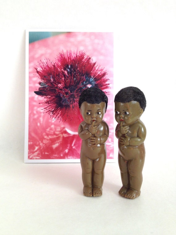 vintage maori dolls from nz new zealand souvenir kiwiana