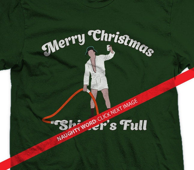 Christmas Vacation T-shirt Shier's Full