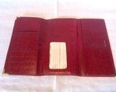 1960s Gentleman's Trifold Dress Wallet