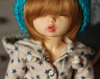 "BJD Yo-SD 6-7"" Baggy Beanie (In stock)"