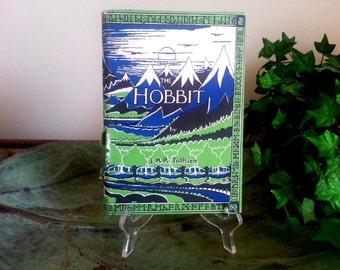 The Hobbit by J.R.R. Tolkein 3rd Edition with Jacket