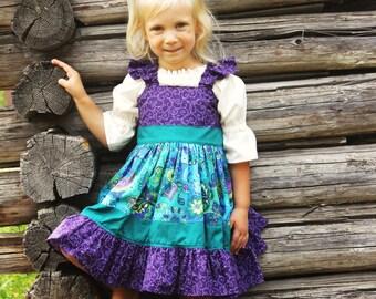 Legacy Studio Flutter Dress