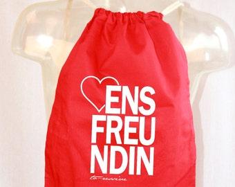 FriendHeart- bag - rucksack
