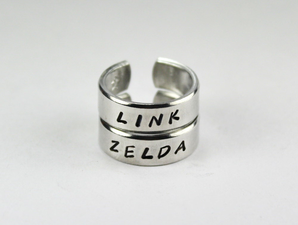 Bague zelda link
