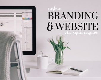 Full Brand + Custom Website