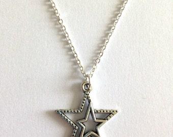 Heavenly Bodies Silver Charm Pendant Necklaces