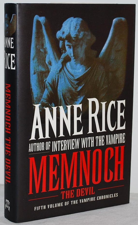 memnoch the devil by anne rice essay