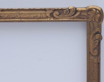 Antique American Arts and Crafts Drawing Frame Circa 1910