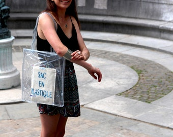 "Tote Bag ""Plastic bag"""