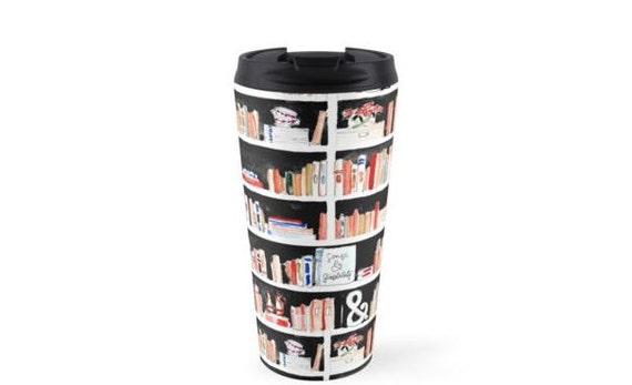 Travel Mug: The Library