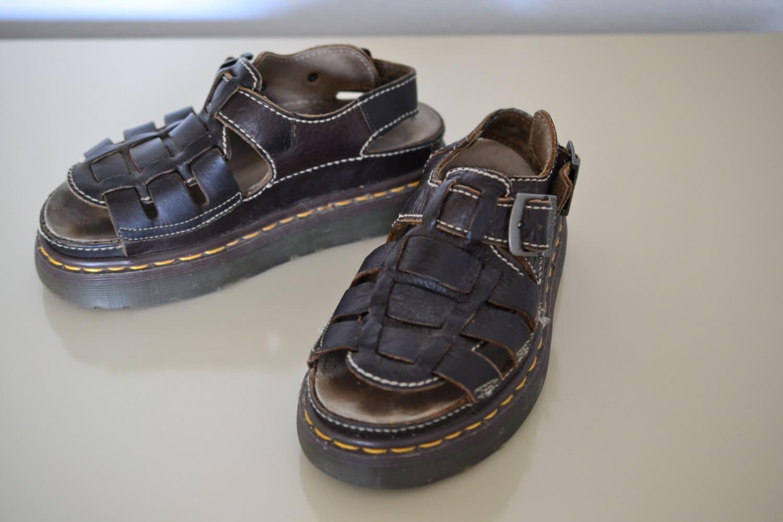 Lastest Dr Martens Fisherman Sandals For Women 74855  Save 68