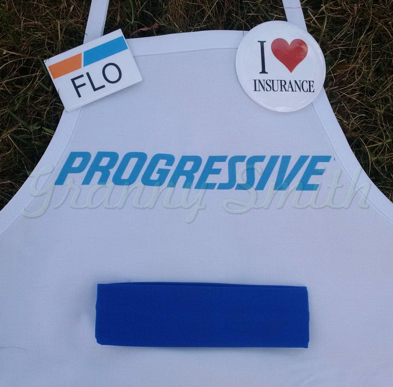 White apron progressive - 1