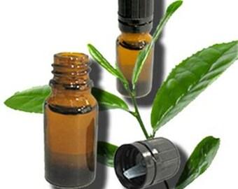 Tea Tree Herbal Salve- Healthful Skin-Care Balm With Tea Tree Oil and Vitamin E 4 oz