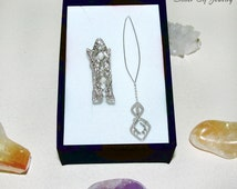 Dwarven dread bead kit, Dwarf beard bead, Dwarven Hair accessories, Cosplay jewelry, LARP jewelry, dwarf costume