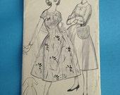 Vintage 1950s Bestway sew...