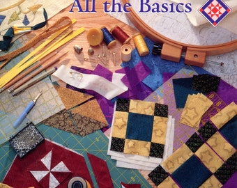 Great Quiltmaking: All the Basics from Better Homes and Gardens | Craft Book
