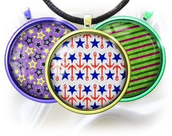 """Vintage retro patterns digital collage Digital bottle cap images 1'' circles, 25mm, 30mm, 1.25"""", 1.5"""" for Jewelry Making, BUY 2 GET 1 FREE"""