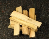 "Palo Santo ""Holy Wood"" Sticks for Good Vibes, 3 Sticks Total"