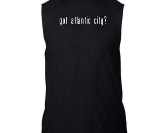 Got Atlantic City? Sleeveless T-Shirt