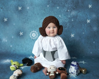 Princess Leia,  Star Wars Princess Leia', Princess Leia costume, Princess Leia hat