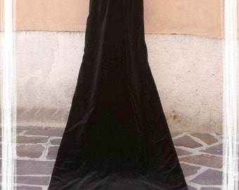 FOR ORDERS ONLY Gothic black dress