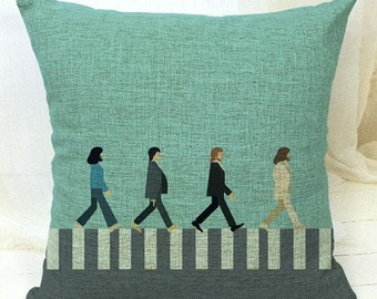 Linen Cover | Beatles Abbey Road