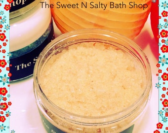 Peach Daiquiri Sugar Body Scrub