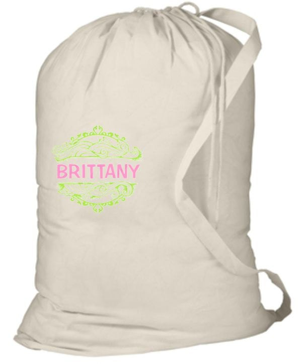 Laundry Bags For College Adorable Of Laundry Bag Personalized Laundry Bags for College by GrafixShirts Pictures