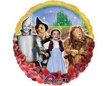 "1/ 18"" Wizard of Oz Mylar Party Balloon"