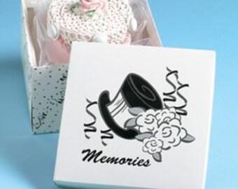 1/ Wedding Cake Saver Box