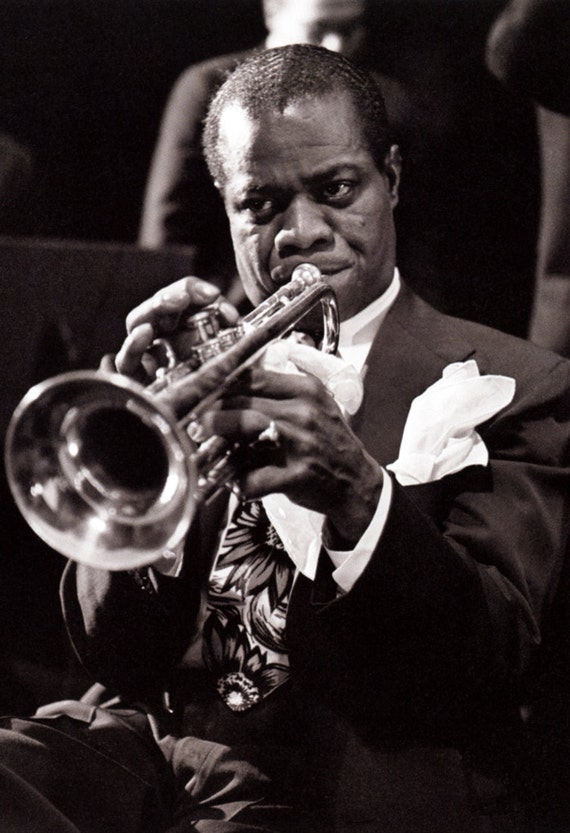 louis armstrong essays Louis armstrong biography born on 4th august 1901, louis armstrong managed to influence many musicians through his amazing vocals and.