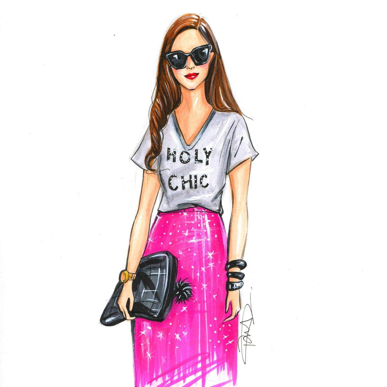 Fashion illustration sketchFashion artFashion
