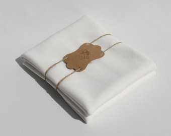 100% Organic Cotton Swaddling Cloth
