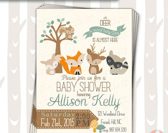 Delightful Baby Shower Invitation | Etsy