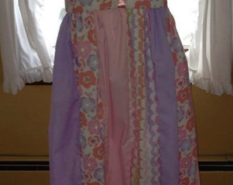Fun Pink & Lavender Sundress
